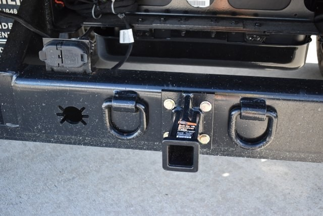 2019 Silverado 5500 Regular Cab DRW 4x2, Knapheide Value-Master X Stake Bed #KH811321 - photo 11