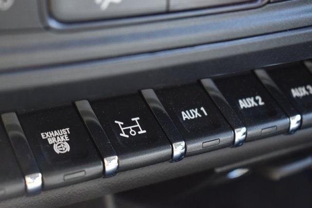 2019 Chevrolet Silverado 5500 Regular Cab DRW RWD, Knapheide Value-Master X Stake Bed #KH811321 - photo 21
