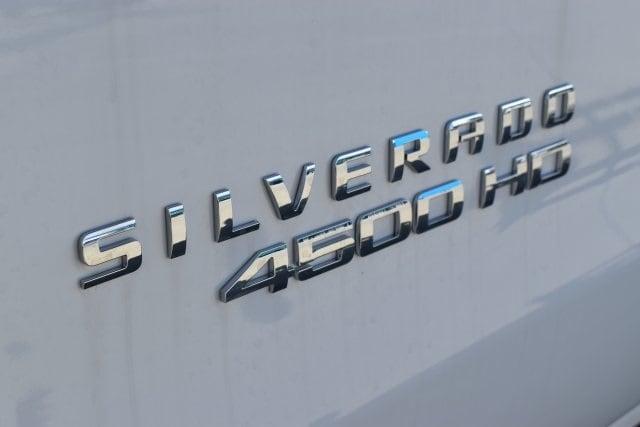 2019 Silverado 5500 Regular Cab DRW 4x2, Knapheide Value-Master X Stake Bed #KH811321 - photo 5