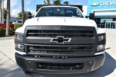 2019 Silverado 5500 Regular Cab DRW 4x2, Knapheide Value-Master X Stake Bed #KH811321 - photo 3