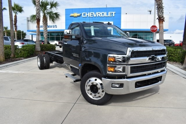 2019 Chevrolet Silverado Medium Duty Regular Cab DRW RWD, Cab Chassis #KH827918 - photo 1