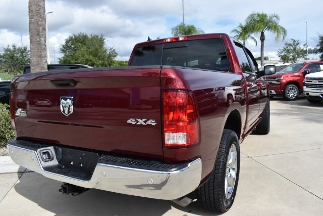2017 Ram 1500 Crew Cab 4x4, Pickup #KZ288155A - photo 2
