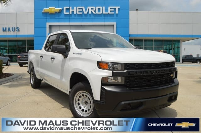 2019 Silverado 1500 Crew Cab 4x2,  Pickup #KZ382963 - photo 1
