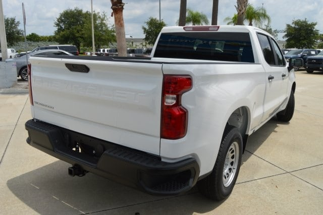 2019 Silverado 1500 Crew Cab 4x2,  Pickup #KZ382963 - photo 2