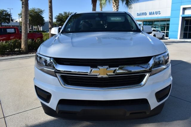 2020 Chevrolet Colorado Extended Cab 4x2, Pickup #L1103793 - photo 1