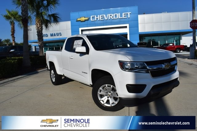2020 Chevrolet Colorado Extended Cab 4x2, Pickup #L1104255 - photo 1