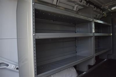 2020 Express 2500 4x2,  Adrian Steel Commercial Shelving Upfitted Cargo Van #L1124210 - photo 9
