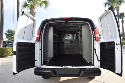 2020 Express 2500 4x2,  Adrian Steel Commercial Shelving Upfitted Cargo Van #L1124210 - photo 2