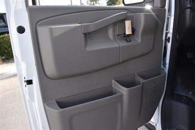 2020 Express 2500 4x2,  Adrian Steel Commercial Shelving Upfitted Cargo Van #L1124450 - photo 15