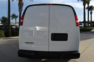 2020 Express 2500 4x2,  Adrian Steel Commercial Shelving Upfitted Cargo Van #L1124450 - photo 6