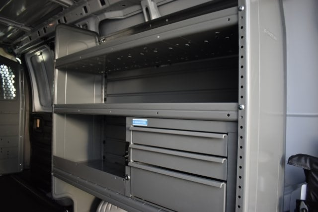 2020 Express 2500 4x2,  Adrian Steel Commercial Shelving Upfitted Cargo Van #L1125622 - photo 8