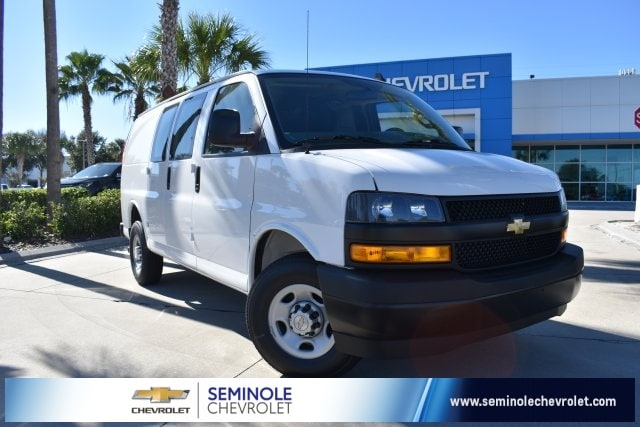 2020 Express 2500 4x2, Masterack Upfitted Cargo Van #L1155273 - photo 1