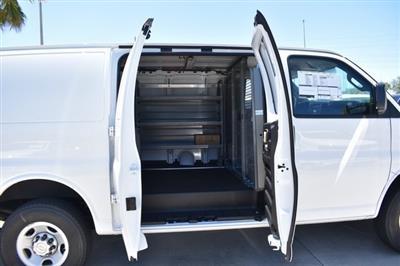 2020 Express 2500 4x2, Adrian Steel Upfitted Cargo Van #L1156057 - photo 9