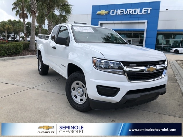 2020 Chevrolet Colorado Extended Cab 4x2, Pickup #L1229287 - photo 1