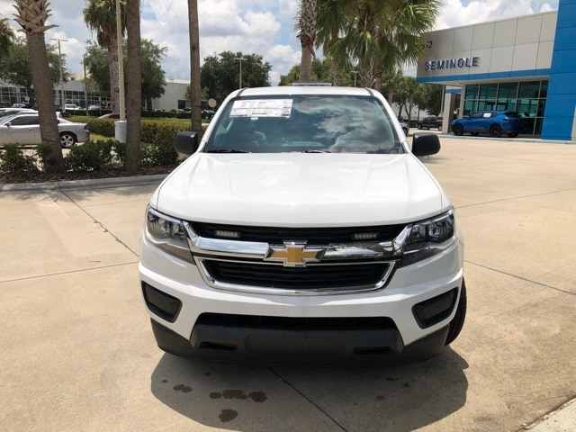2020 Chevrolet Colorado Extended Cab 4x2, Pickup #L1231419 - photo 3