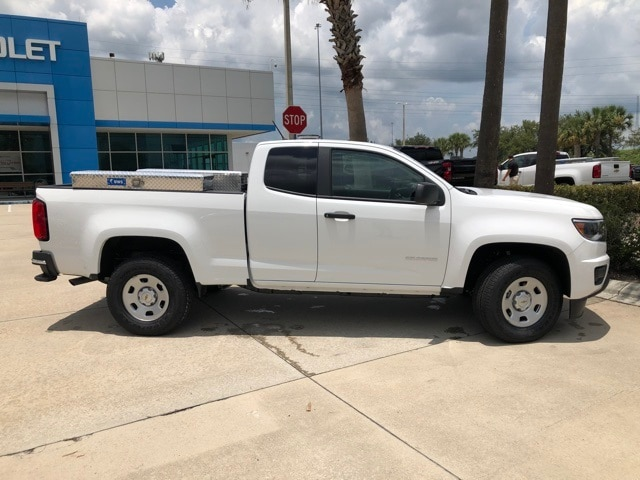 2020 Chevrolet Colorado Extended Cab 4x2, Pickup #L1231419 - photo 7
