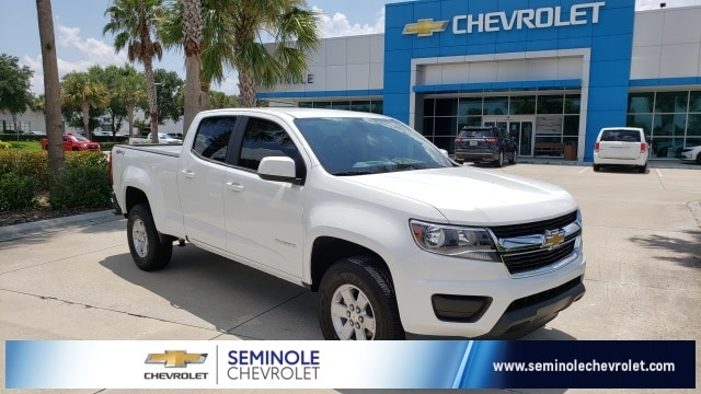 2020 Chevrolet Colorado Crew Cab 4x4, Pickup #L1238048 - photo 1