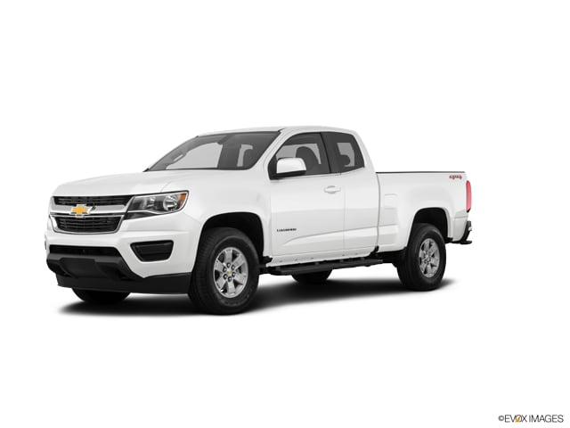 2020 Chevrolet Colorado Crew Cab 4x4, Pickup #L1238071 - photo 1