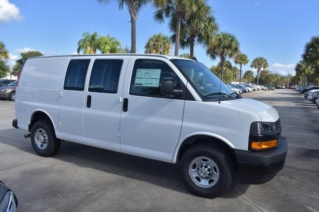 2020 Chevrolet Express 2500 4x2, Adrian Steel Upfitted Cargo Van #L1275735 - photo 4