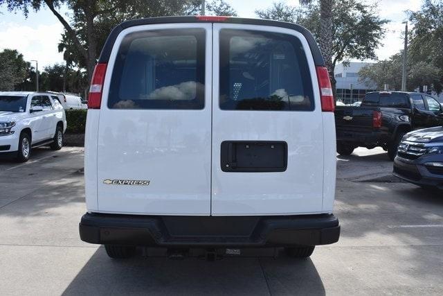 2020 Chevrolet Express 2500 4x2, Adrian Steel Upfitted Cargo Van #L1275735 - photo 6