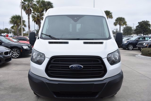 2016 Ford Transit 250 Med Roof 4x2, Empty Cargo Van #L1275735A - photo 3