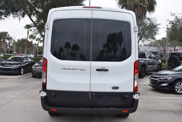 2016 Ford Transit 250 Med Roof 4x2, Empty Cargo Van #L1275735A - photo 6