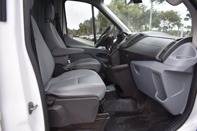 2016 Ford Transit 250 Med Roof 4x2, Empty Cargo Van #L1275735A - photo 14