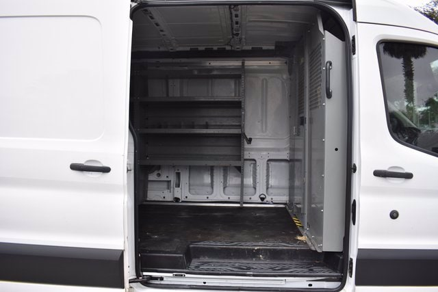 2016 Ford Transit 250 Med Roof 4x2, Empty Cargo Van #L1275735A - photo 16