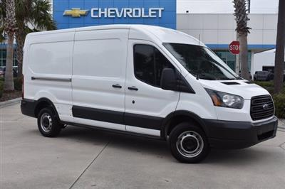 2016 Ford Transit 250 Med Roof 4x2, Empty Cargo Van #L1275735A - photo 1