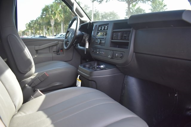 2020 Chevrolet Express 2500 4x2, Adrian Steel Upfitted Cargo Van #L1275750 - photo 12