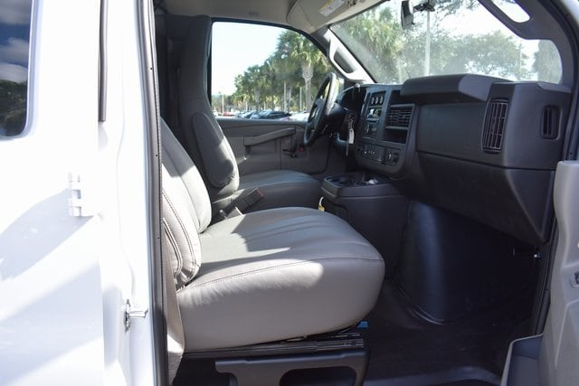 2020 Chevrolet Express 2500 4x2, Adrian Steel Upfitted Cargo Van #L1275750 - photo 14