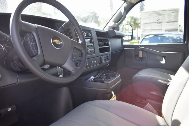 2020 Chevrolet Express 2500 4x2, Adrian Steel Upfitted Cargo Van #L1275750 - photo 18