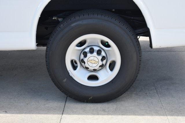 2020 Chevrolet Express 2500 4x2, Adrian Steel Upfitted Cargo Van #L1275750 - photo 8
