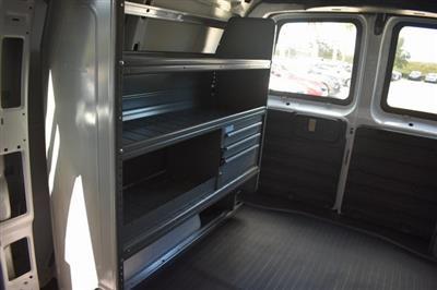 2020 Chevrolet Express 2500 4x2, Adrian Steel Upfitted Cargo Van #L1275750 - photo 17
