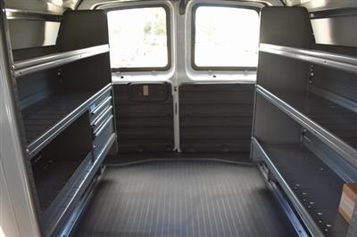 2020 Chevrolet Express 2500 4x2, Adrian Steel Upfitted Cargo Van #L1275750 - photo 2