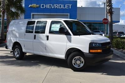 2020 Chevrolet Express 2500 4x2, Adrian Steel Upfitted Cargo Van #L1275750 - photo 1