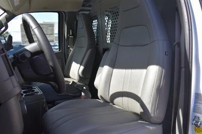 2020 Chevrolet Express 2500 4x2, Adrian Steel Upfitted Cargo Van #L1275750 - photo 19