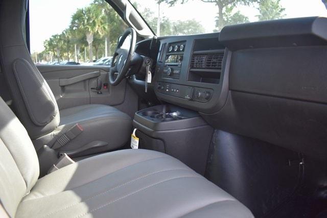 2020 Chevrolet Express 2500 4x2, Adrian Steel Upfitted Cargo Van #L1275767 - photo 12