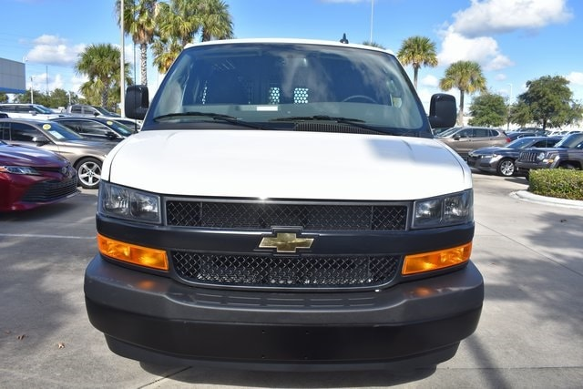 2020 Chevrolet Express 2500 4x2, Adrian Steel Upfitted Cargo Van #L1275767 - photo 3