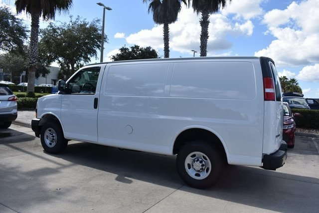 2020 Chevrolet Express 2500 4x2, Adrian Steel Upfitted Cargo Van #L1275767 - photo 7
