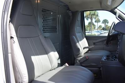 2020 Chevrolet Express 2500 4x2, Adrian Steel Upfitted Cargo Van #L1275767 - photo 13