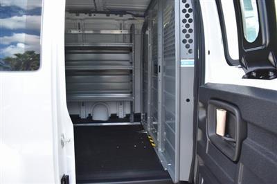 2020 Chevrolet Express 2500 4x2, Adrian Steel Upfitted Cargo Van #L1275767 - photo 15