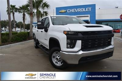 2020 Silverado 2500 Crew Cab 4x2, Pickup #LF102187 - photo 1