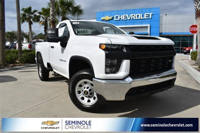 2020 Silverado 2500 Regular Cab 4x4, Pickup #LF211881 - photo 1
