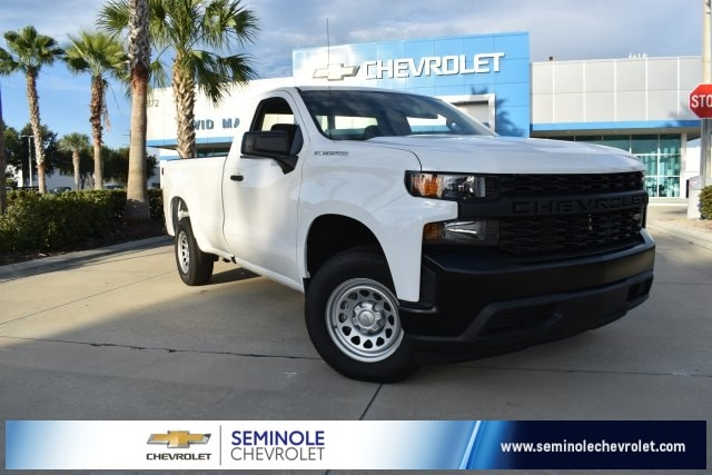 2020 Silverado 1500 Regular Cab 4x2, Pickup #LG105153 - photo 1