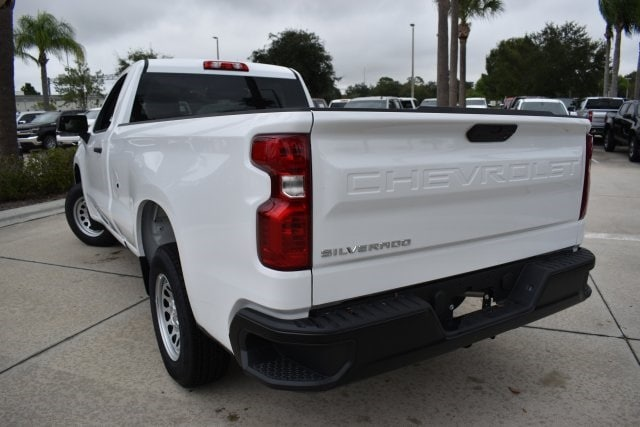 2020 Silverado 1500 Regular Cab 4x2, Pickup #LG105171 - photo 1