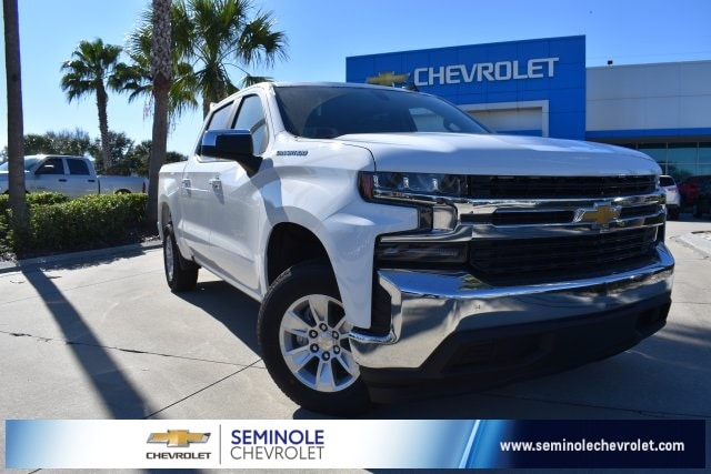 2020 Silverado 1500 Crew Cab 4x2, Pickup #LG220777 - photo 1
