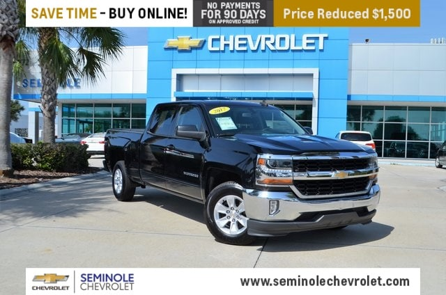 2017 Chevrolet Silverado 1500 Crew Cab RWD, Pickup #LG378703A - photo 1