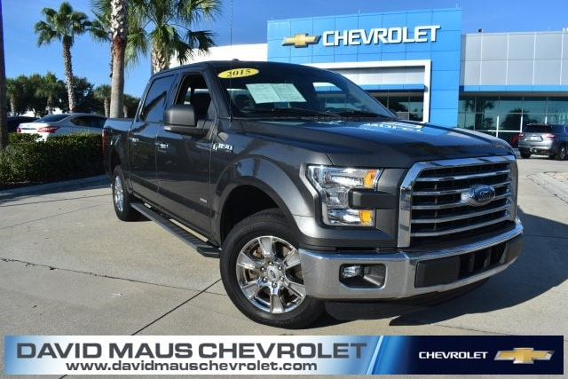 2015 F-150 SuperCrew Cab 4x2,  Pickup #LJ105556A - photo 1