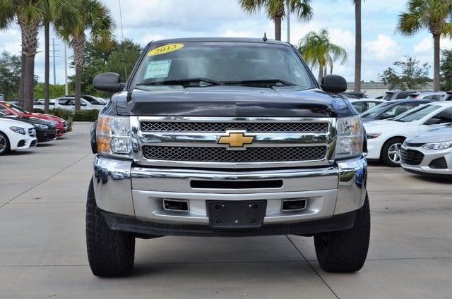 2013 Chevrolet Silverado 1500 Extended Cab 4x4, Pickup #LS697840B - photo 1